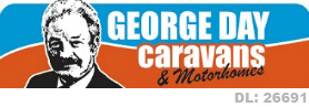 George Day Caravans Logo